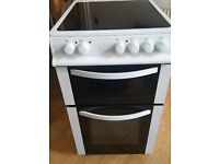 electric cooker ceramic hob (2 months old )
