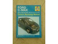 Ford CMAX Haynes Manual