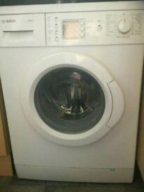 Bosch washing machine SOLD