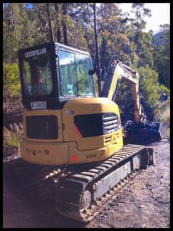 Dry Hire - Excavator CAT 304C CR Fern Tree Hobart City Preview