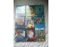 Disney and HMV Exclusive Steelbooks