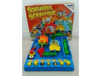 Screwball Scramble Game Toy.