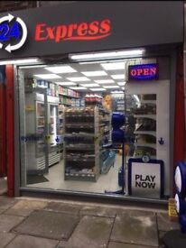 Commercial Off-License For Sale in Tower Bridge - 7k p/w turnover