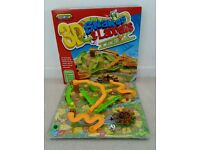 3D Snakes And Ladders Toy.