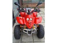 Quadzilla 250cc...road legal...