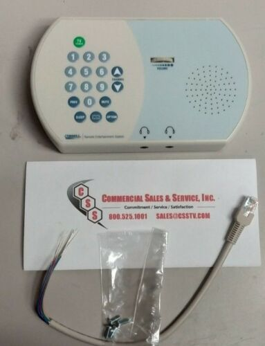 Curbell Remote Entertainment Station WPA-4000-0001 For Hospital Nurse Call Use