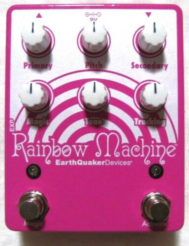 Used Earthquaker Devices Rainbow Machine V2 Polyphonic Pitch Shifter Pedal