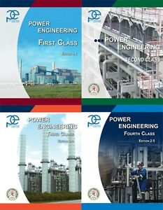 1st, 2nd, 3rd, 4th & 5th Class Power Engineering Pan Global