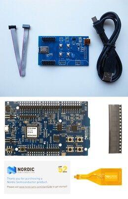 Nordic Nrf52832 Dk Raytac Ble Module Mdbt42q Bt5.0 Bt4.2 Debug Board Kit J-link