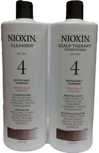 Nioxin System 4 Hair Care Amp Styling Ebay
