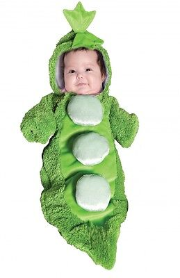 Baby girl boy unisex costume bunting Pea in a Pod 0 3 6 months mo  New NWT cozy - Baby Boy Costumes 3 6 Months