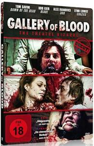 Gallery of Blood - The Theatre Bizarre   Uncut