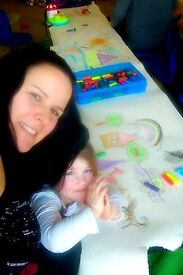 Au pair and cleaner available!