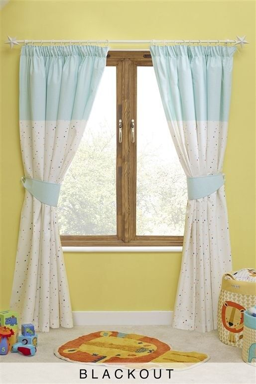 Brand New Boys Blackout Curtains From Next 54 Length Antrim