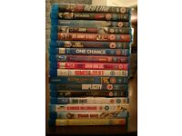 17 Blu Ray films
