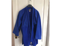 Blue Used Judo Gi