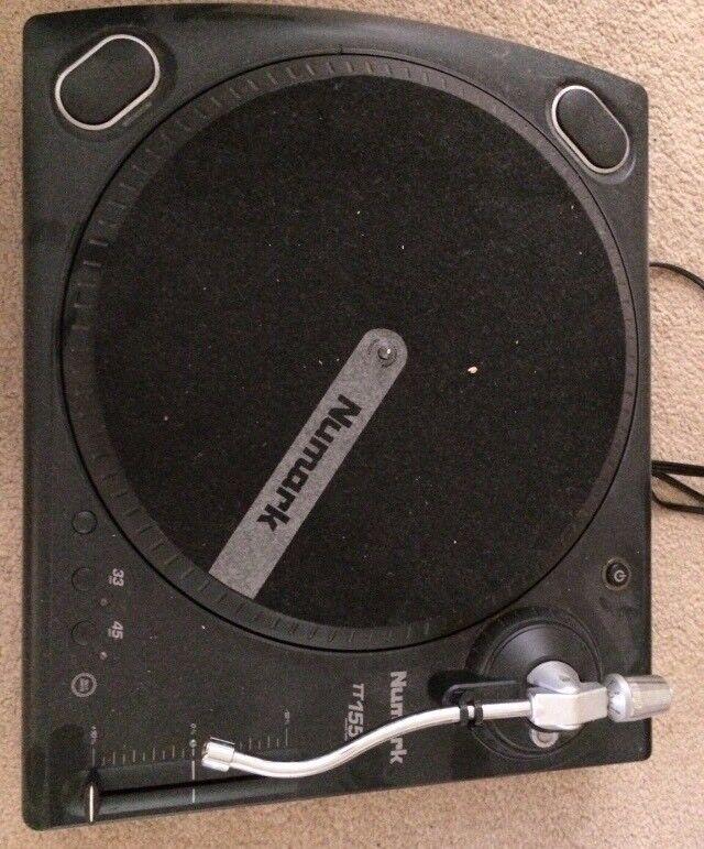 Numark Beginner DJ Setup