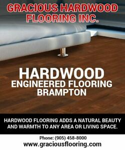 Engineered Hardwood Brampton