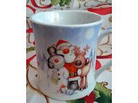 leonard collection christmas mug