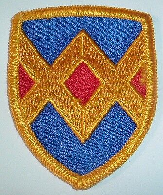 AMERICAN PATCHES-1970/1980 U.S ARMY 23rd SUPPORT BRIGADE BRIGADE FULL COLOUR