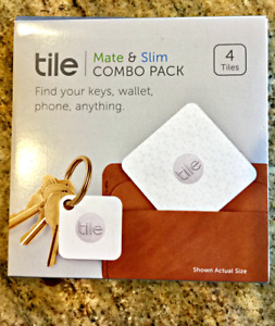 TILE Combo pack Mate and Slim by Apple