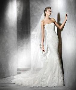 pre-owned designer wedding dresses for sale!