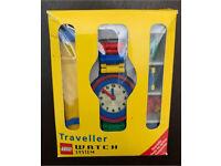 LEGO Classic Traveller Kids' Watch BNIB