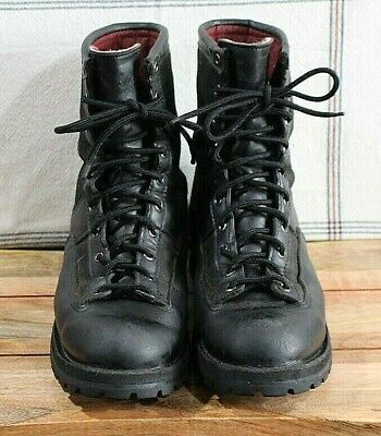 Danner Recon 200G GTX black leather insulated combat work hunting boots 69210  200g Insulated Work Boots
