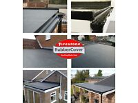 Durable Rubber Roofing - For Flat Roofs