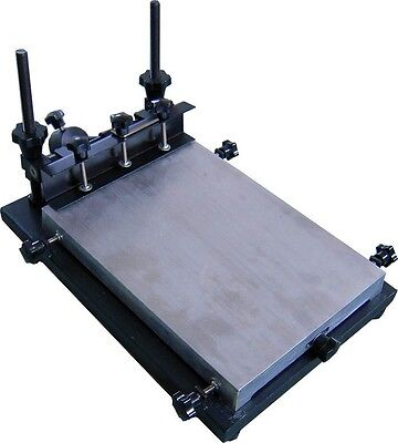 Smt Manual Stencil Printer Extra Large Size 450600mm 17.723.6