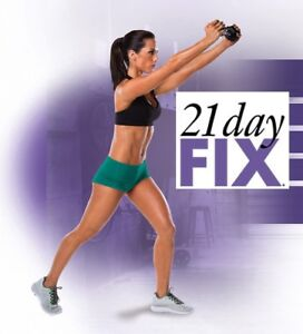 "Autumn Calabrese's ""21 Day Fix"" / ""21 Day Fix"" Extreme Workouts"