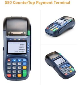 Credit Debit Machine Visa Interac Smart Card POS Terminal USED
