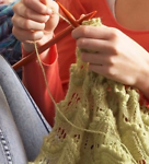 Knit Stitch and Hobbies