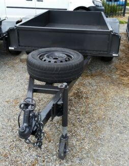 7X4 BOX TRAILER - DELUXE 750kg GHM Narre Warren Casey Area Preview