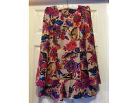 Dolce & Gabbana D&G dress long top tunic S 8 Chanel style LV Dior Zara