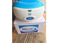 Parrifin wax heater