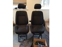 Van seats out of ford transit £200.00