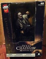 "LEATHER FACE FIGURINE(brand new 16"")"