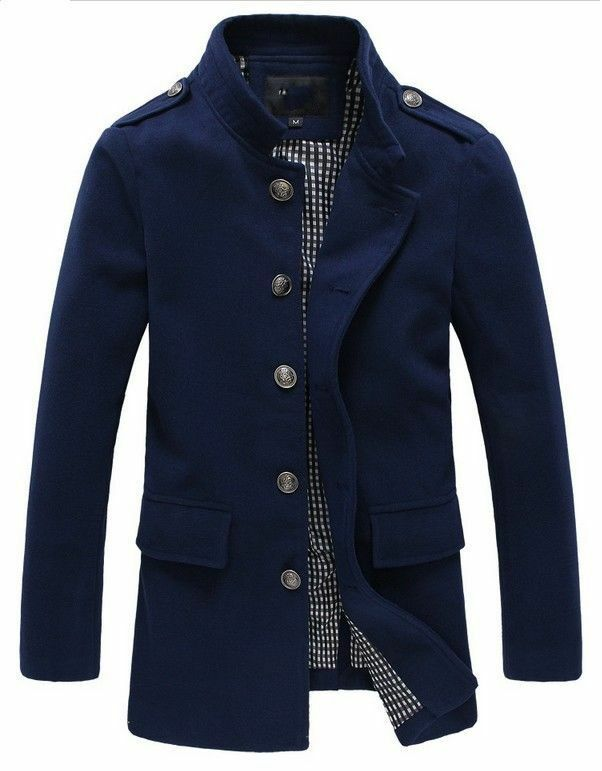 US Navy Pea Coat | eBay