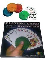 En Caja 4x Cartas ,sujeciones, Póker Carta Juegos Para Niños En Caja -  - ebay.es