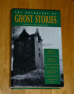 Ghost Stories : the anthology of :  edited by Richard Dalby Cambridge Kitchener Area image 1