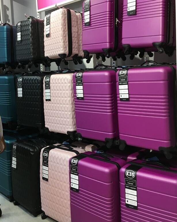 Primark Suitcase In Mansfield Nottinghamshire Gumtree