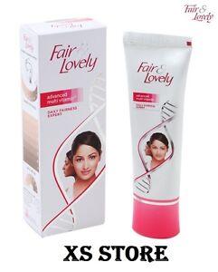 80 g Fair & and Lovely Advanced Multi Vitamin Expert Daily Fairness Skin Cream.