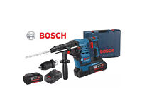 Bosch Rotary Hammer Drill GBH36 VF-LI plus 2, 4.0AH LI-ON