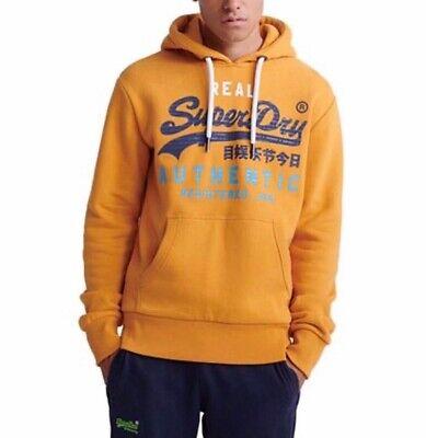 superdry hoodie men XL