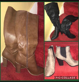Size 7 boots