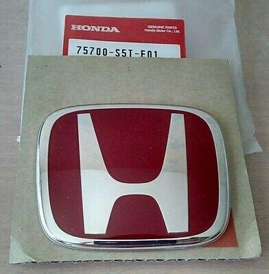 Honda  PX50 E Rahmen  Emblem R weiß blau  neu Original