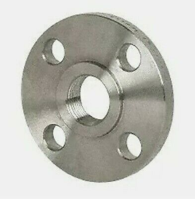 P4-14 Od Stainless Steel Threaded Pipe Flange F316316l Ansi Rf 150 A635-16