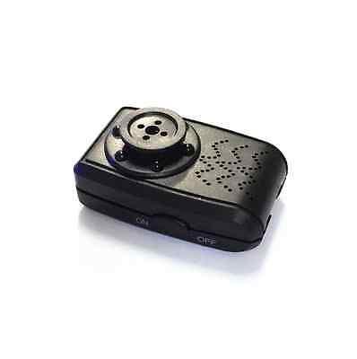 HD 1080P Mini SPY Hidden Buttons Camera IR Night Vision Motion Detection USB DVR