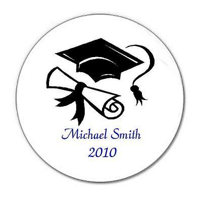 120 Personalized Custom Graduation Envelope Seals Favors  - Custom Envelope Seals
